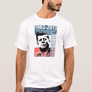 Anniversaire d'assassinat de JFK Kennedy 1963 - T-shirt
