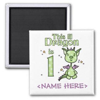 Anniversaire de dragon de Lil ęr Aimant