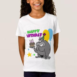 Anniversaire de gorille T-Shirt