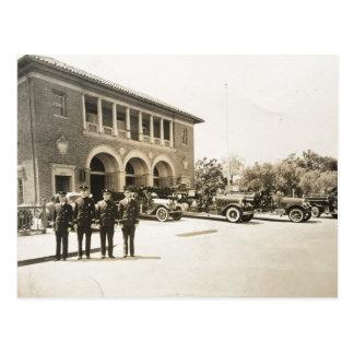 Anniversaire de Redwood City 150th Carte Postale