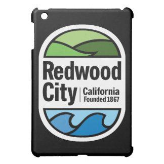 Anniversaire de Redwood City 150th Étuis iPad Mini