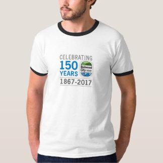 Anniversaire de Redwood City 150th T-shirt