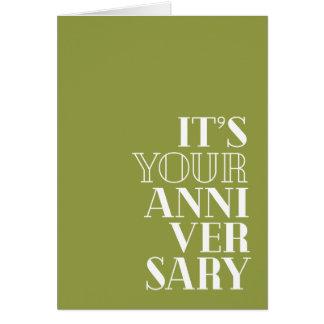 """Anniversaire drôle, """"félicitations ?"""" type de   carte de vœux"""