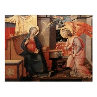 Annonce de Filippo Lippi- Cartes Postales