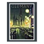 Annonce de voyage de l'Allemagne (Berlin) Cartes Postales