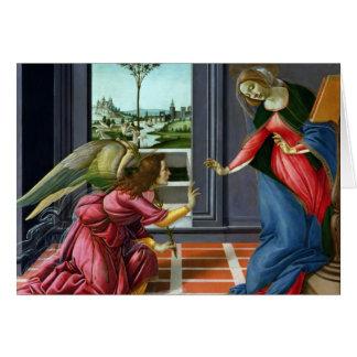 Annonce par Sandro Botticelli Cartes