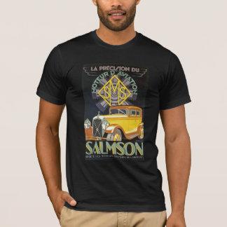 Annonce vintage d'automobile de Salmson T-shirt