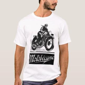 Annonce vintage de moto de Motobecane Motobécane T-shirt