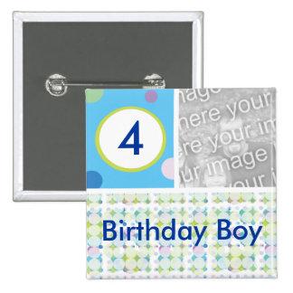 annonces de naissance de bébé badges avec agrafe