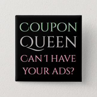 Annonces du besoin de la Reine de coupe de bon Badges