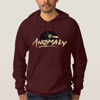 """""""Anomalie"""" du sweat - shirt à capuche de Bourgogne"""