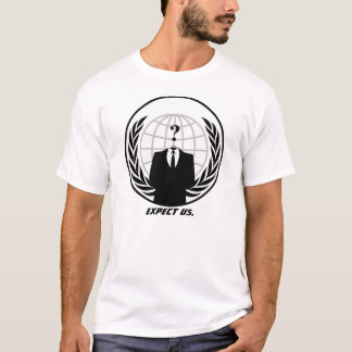#ANONYMOUS T-SHIRT