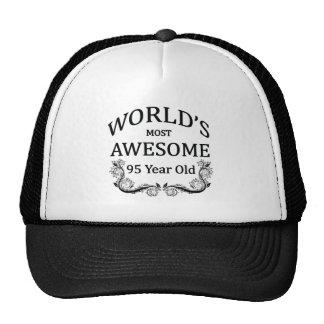 Ans les plus impressionnants du monde 95 casquette de camionneur