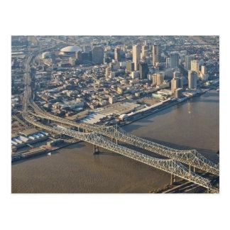 Antenne de la Nouvelle-Orléans en centre ville Carte Postale