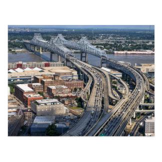Antenne de pont du Mississippi Cartes Postales