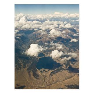 Antenne rocheuse du Colorado Cartes Postales
