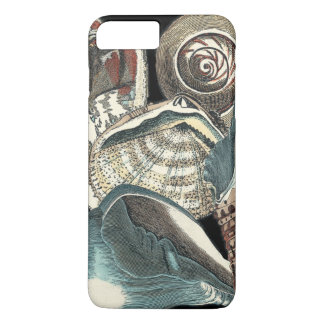 Anthologie de coquillage coque iPhone 7 plus