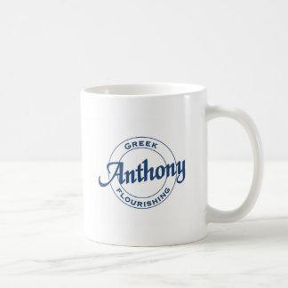 Anthony Mug Blanc