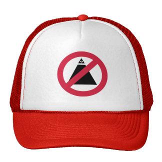 Anti illuminati casquette de camionneur