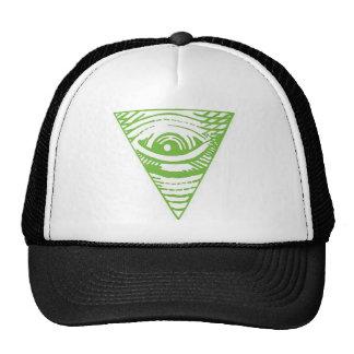Anti-Illuminati T-shirt Casquettes De Camionneur