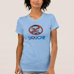 Anti-Obama Bumpersticker - douche T-shirt