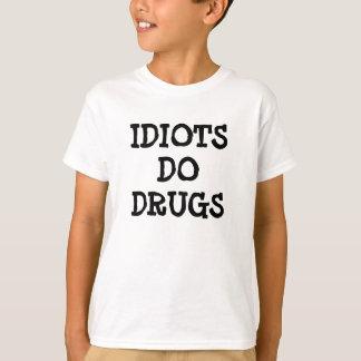 ANTI T-SHIRT DE DROGUE