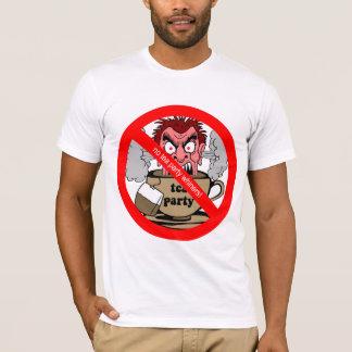 Anti thé t-shirt