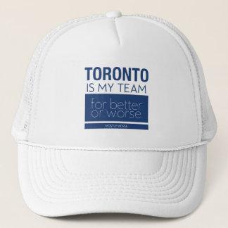 Anti Toronto drôle folâtre le casquette pour les