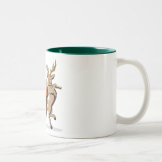 Anti vengeance d animal de chasse tasse à café