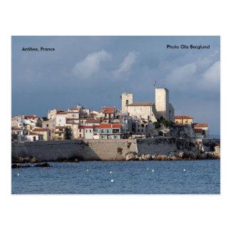 Antibes, France, Ola Berglund de photo Cartes Postales