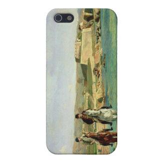 Antibes, le tour de cheval, 1868 coque iPhone 5