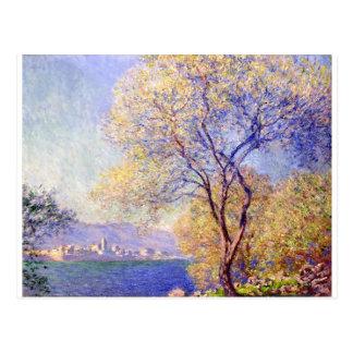 Antibes vu du jardin de Salis (1888) Carte Postale