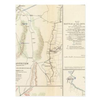 Antietam, Suffolk, Gettysburg Carte Postale