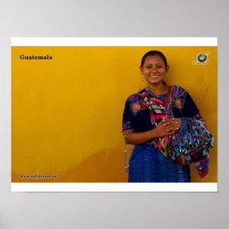 Antigua Guatemala Posters
