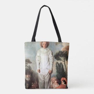 ANTOINE WATTEAU - Pierrot (Gilles) 1718 Tote Bag