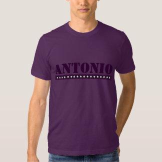 Antonio personnalisable t-shirts