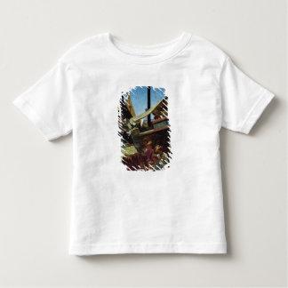 Anzio, le port t-shirt pour les tous petits