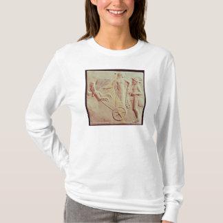 Aphrodite et Hermes montant sur un char T-shirt