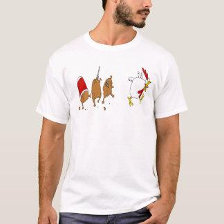 apocalypes de poulet t-shirt