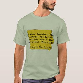 Apocalypse 2 de l'Iowa T-shirt
