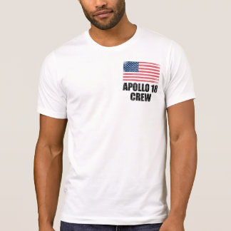 Apollo 18 - La NASA T-shirt
