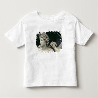 Apollo a tendu par les nymphes, représentation de t-shirt pour les tous petits