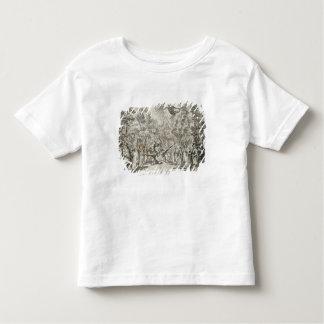 Apollo environ pour attaquer le python, de la 'La T-shirt Pour Les Tous Petits