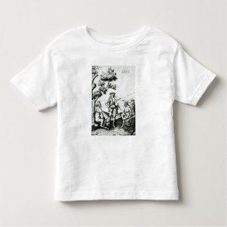 Apollo et casserole t-shirt pour les tous petits