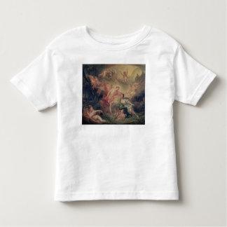 Apollo indiquant sa divinité t-shirt pour les tous petits