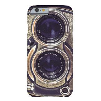 Appareil-photo démodé coque iPhone 6 barely there