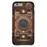 Appareil-photo vintage #1C de Steampunk Coque iPhone 6 Tough