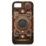 Appareil-photo vintage #1C 'Vibe de Steampunk Étuis iPhone 5