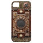Appareil-photo vintage #1D (De Luxe de Steampunk Coque iPhone 5