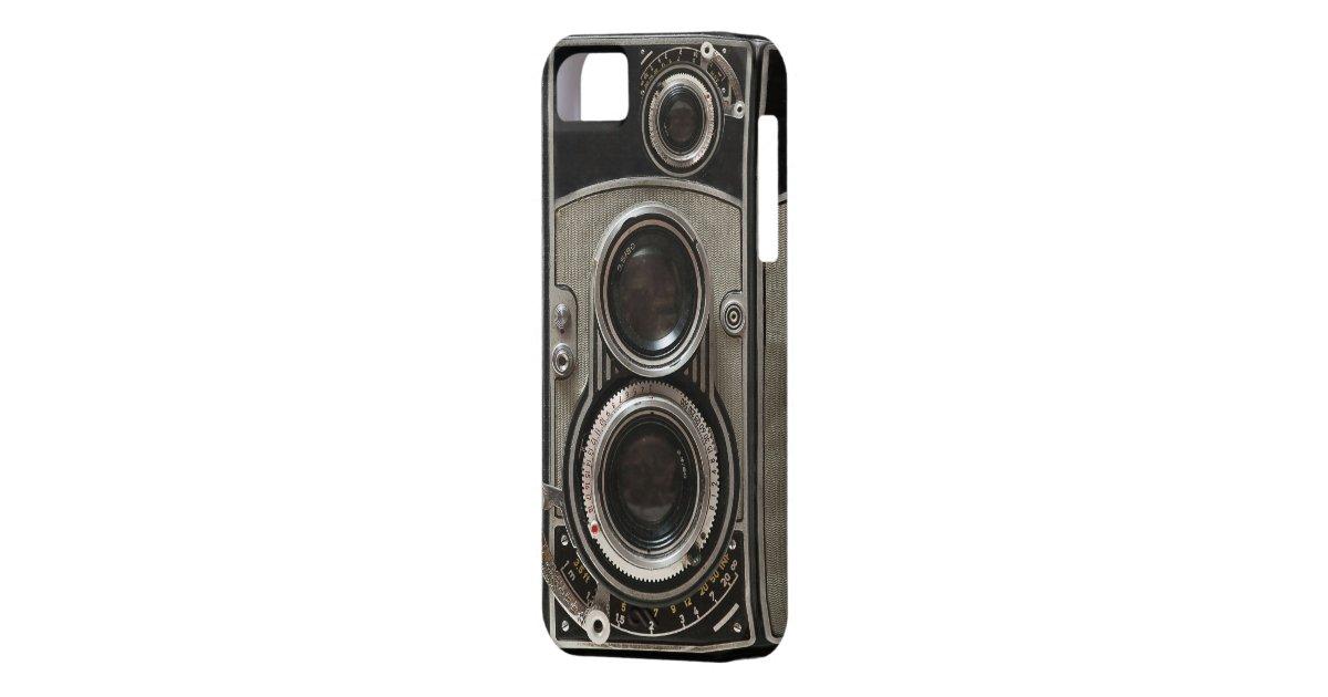 appareil photo vintage coque iphone 5 case mate zazzle. Black Bedroom Furniture Sets. Home Design Ideas